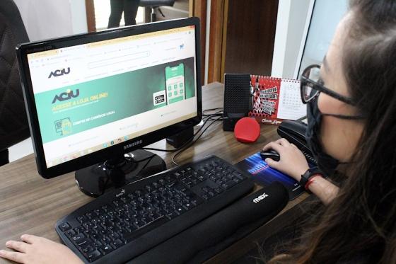 Aciu Compras inicia cadastro de empresas e prestadores de serviço