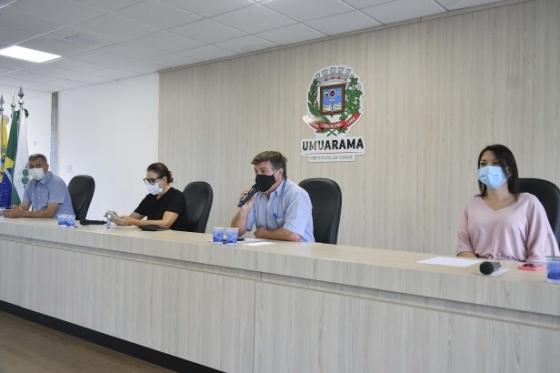 Covid-19: prefeitura de Umuarama adota medidas mais restritivas