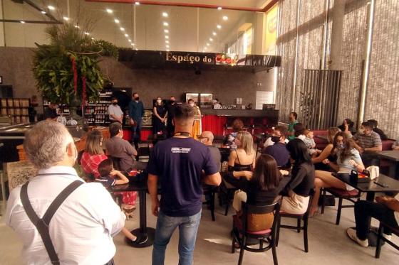 D'Happy Cheff integra espaços aprazíveis e muitas novidades