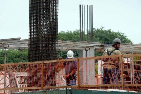 Outubro foi o melhor mês do ano  para construção civil em Umuarama