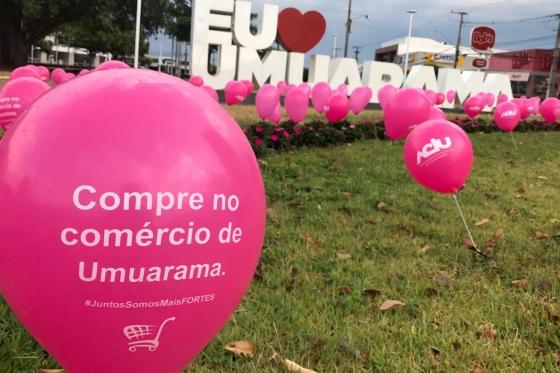 Outubro Rosa e consumo consciente são temas de ação na Miguel Rossafa