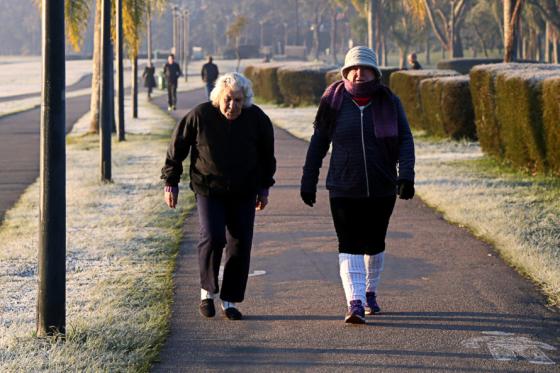 Saúde cardiorrespiratória é tema da campanha de inverno da AMU e ACIU