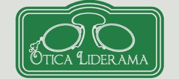 Logo da empresa Ótica Liderama