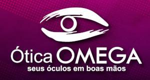 Logo da empresa Ótica e Relojoaria Omega