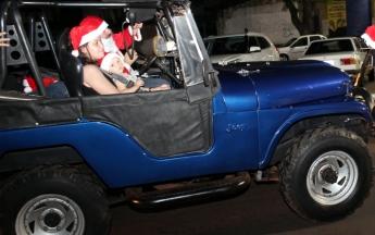 Desfile de Carros Antigos